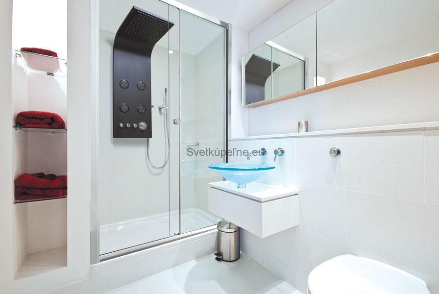 Hydromasážny sprchový panel Bahamas (sklad a dodacia doba na opýt