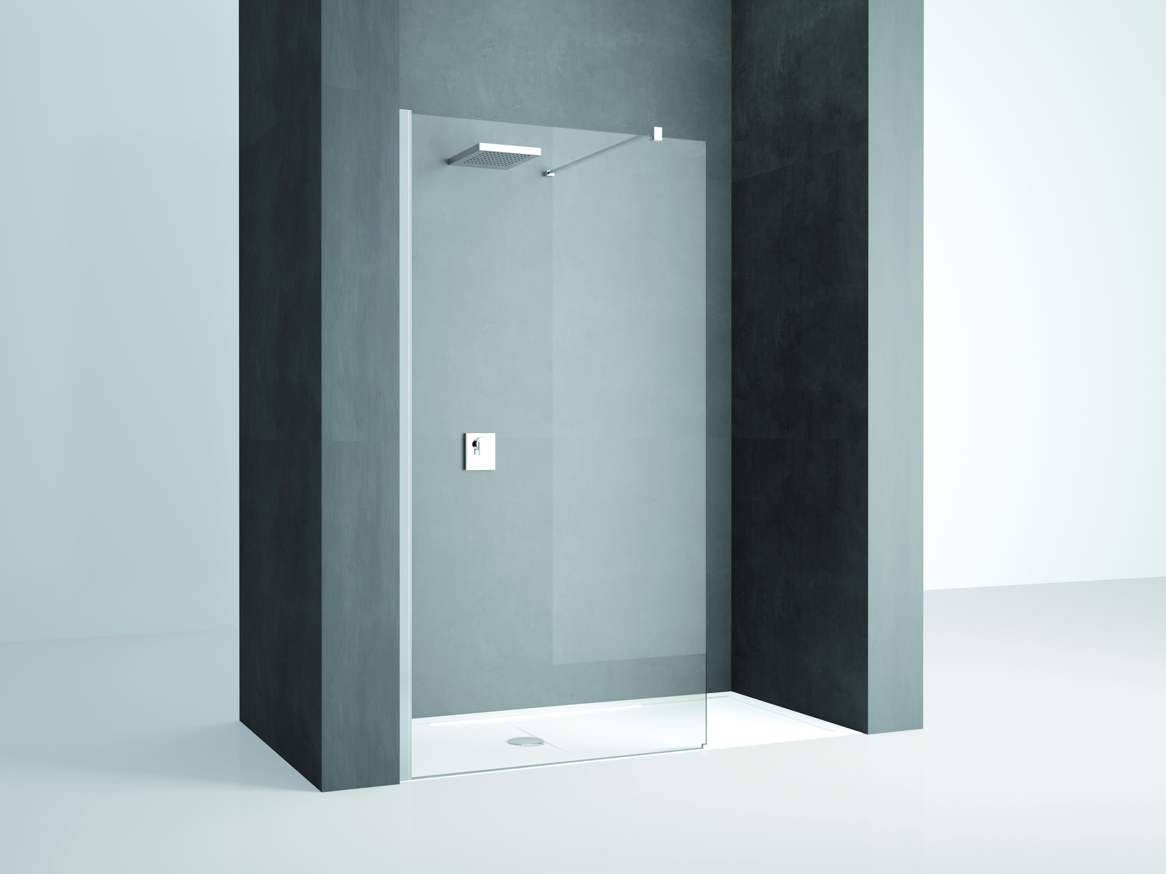 NOVELLINI sprchová zástena KALI H 80x195 cm