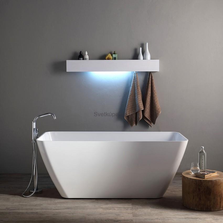 Kvs vo ne stojaca va a do priestoru vasca da bagno moderna - Togliere vasca da bagno ...