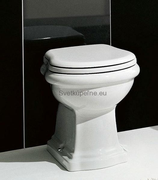 sanit rna keramika wc misa 101001 retro 38 5x45x59cm eshop pre k pe u. Black Bedroom Furniture Sets. Home Design Ideas
