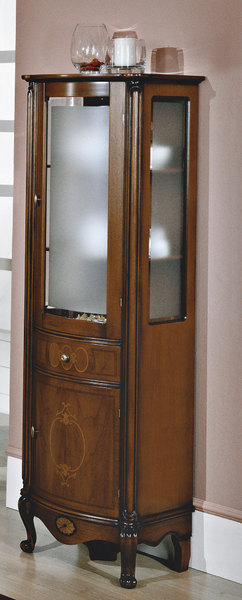 GIGLIO doplnková skrinka vysoká 50x170x39,5 cm, noce (CG-50)
